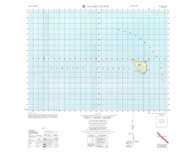 Navassa Island - 50 000