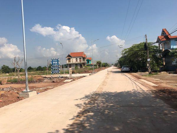 Bán đất chính chủ mặt đường hồng phong khu 12 phường hà an thị xã quảng yên giá rẻ