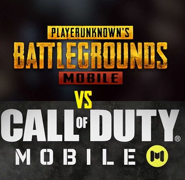 PUBG Mobile Vs Call Of Duty Mobile : Which one you should play?