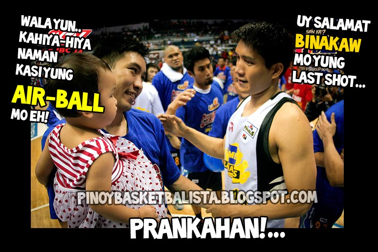 Funny Memes Tagalog 2013 : Funny meme : rain or shine elasto painters vs san mig coffee mixers