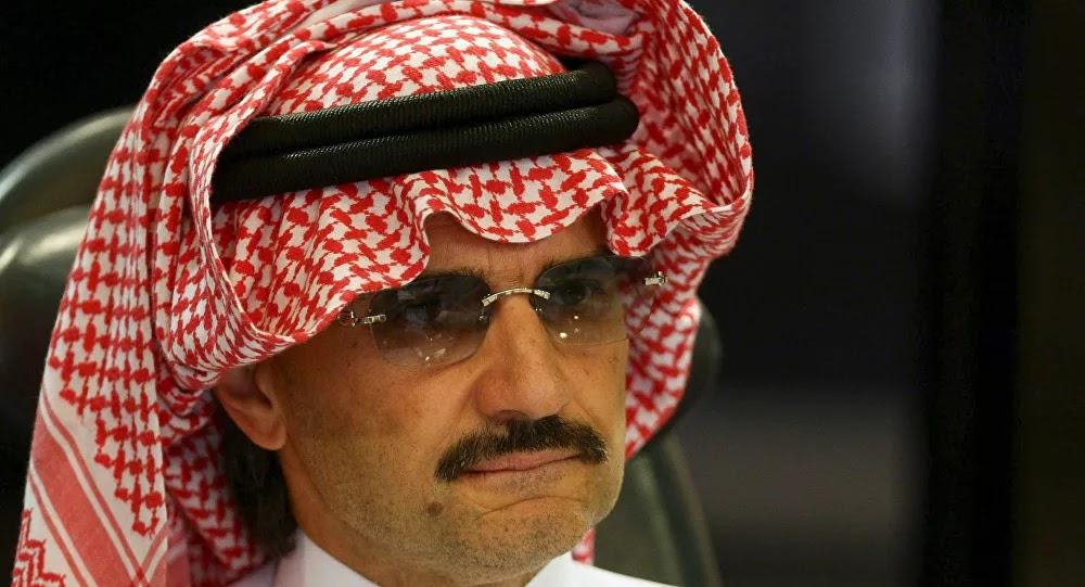 الوليد بن طلال يخسر 5 دعاوى قضائية دولية متتالية