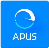 apus booster clean applock logo