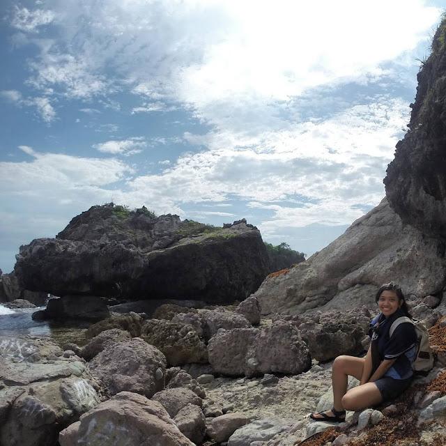 Goa Ngusalan di sekitar pantai Ngusalan Gunung kidul Yogyakarta | harga tiket | lokasi & alamat