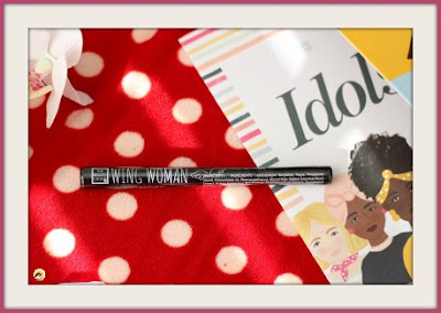 The beauty crop wing woman liquid eyeliner black, birchbox march 2020 review, unboxing