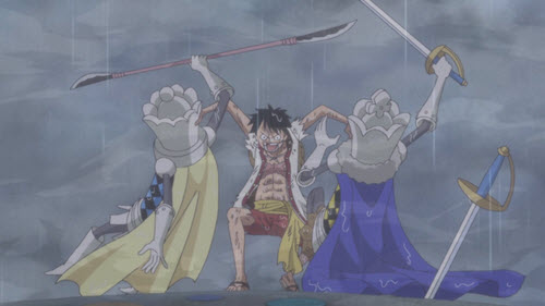 One Piece Episode 822 English Subbed