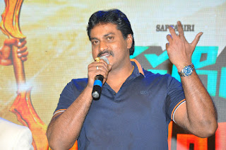 Sunil at saptagiri express audio Launch