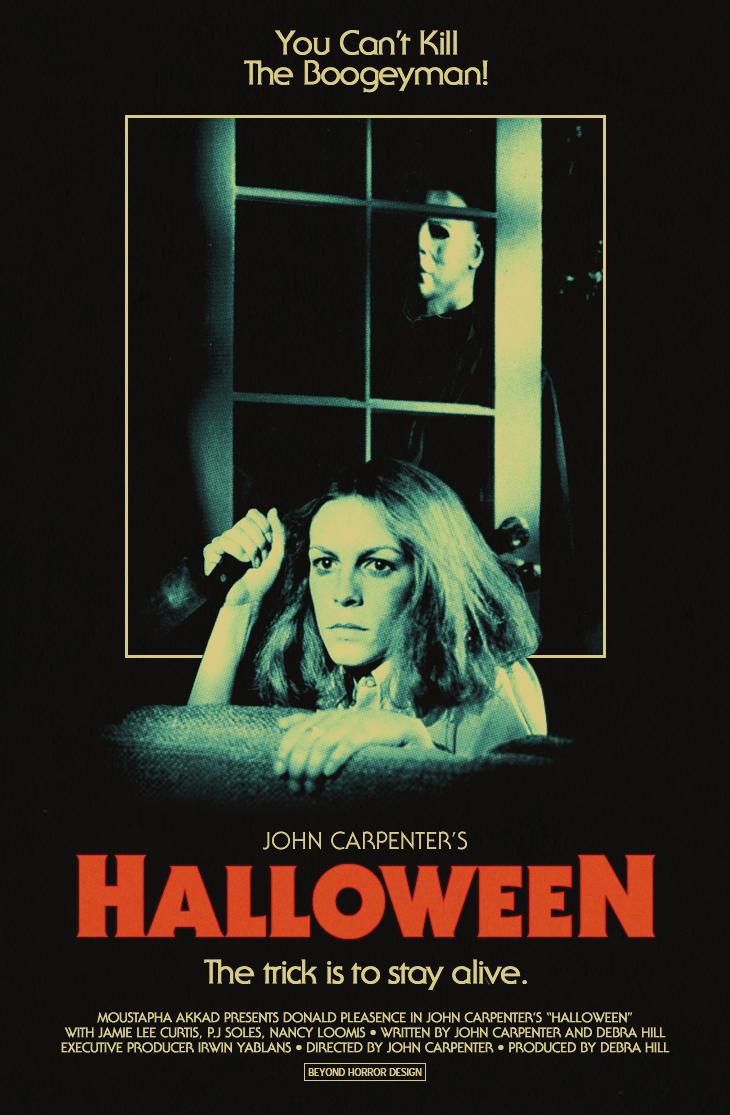 nouvelle arrivee nouvelle version la vente de chaussures CinémArt: Halloween, la Nuit des Masques de John Carpenter ...