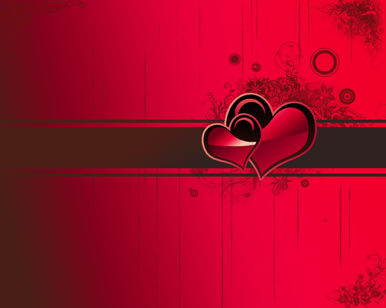 PD Wallpaper: Valentine Wallpaper
