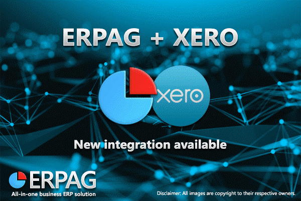 xero and erpag