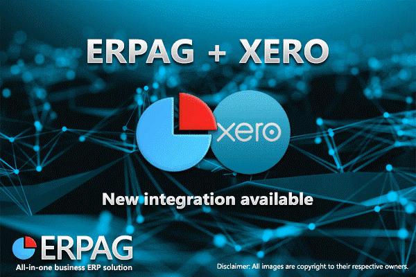 xero and erpag