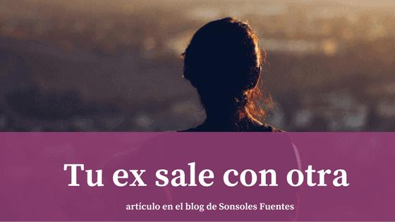 artículo sobre el descubrimiento de la nueva novia del exnovio