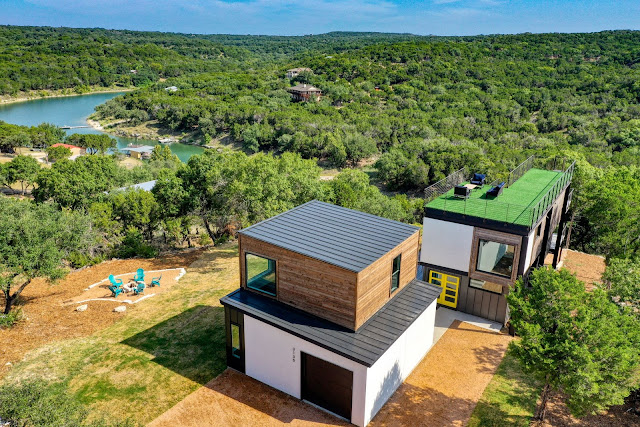 Lago Vista 3 Bedroom Shipping Container Home, Texas 7