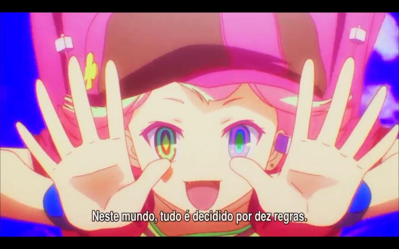 No Game No Life é Uma Homenagem Aos Jogos Em Forma De Anime Gameblast