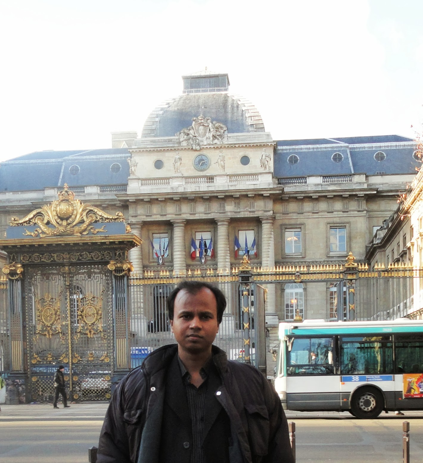 In Front of Supreme court of France