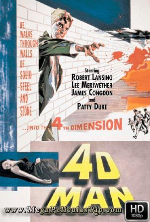 El Hombre De La Cuarta Dimension [1080p] [Latino-Ingles] [MEGA]