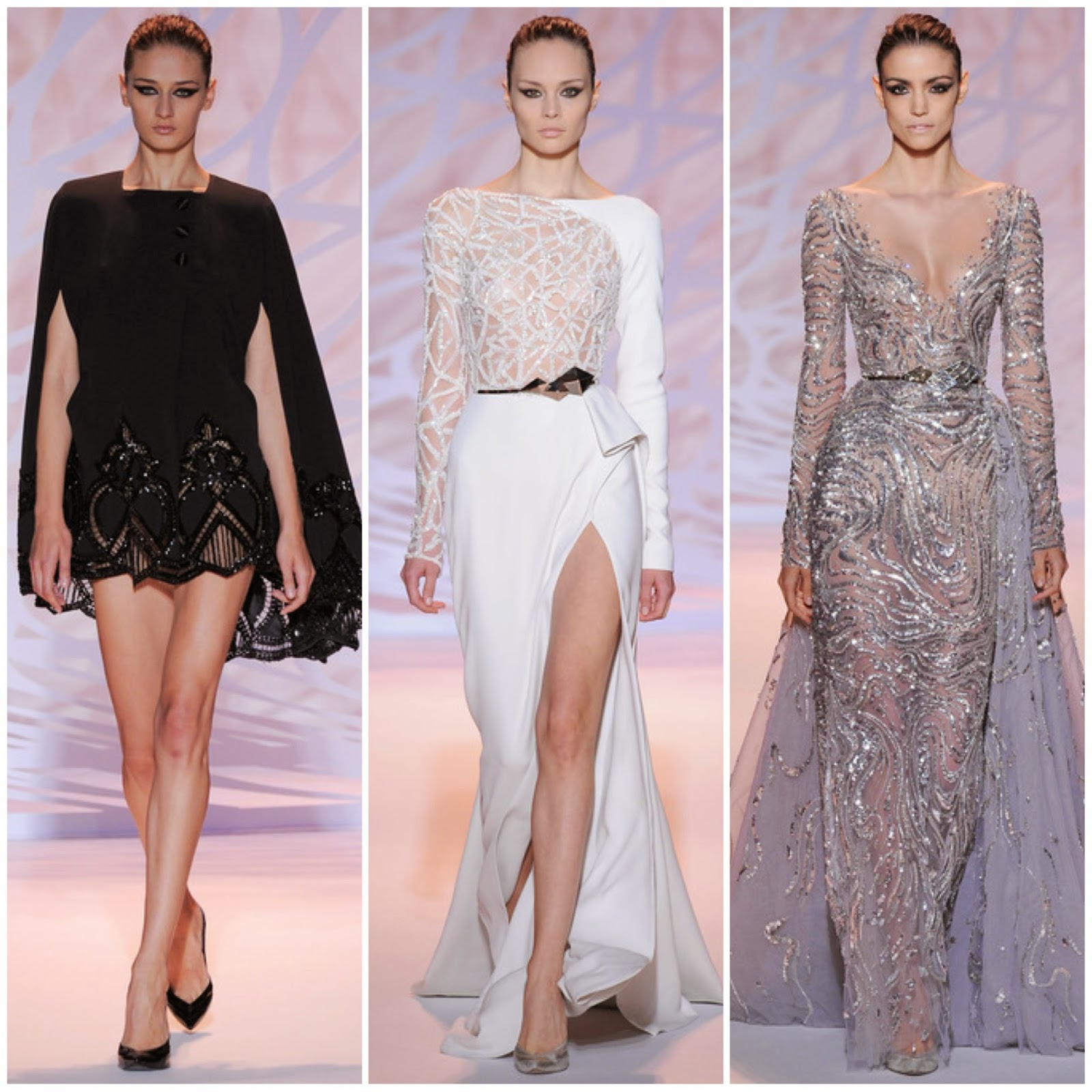 Favourites from Fall 2014 Haute Couture Collections [Part 5]