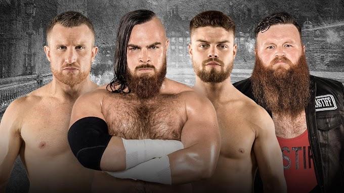Replay: WWE NXT UK 05/06/2019