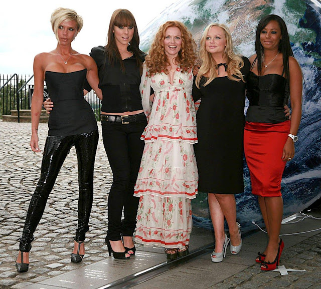 BOKISSONTHRONE NEWS: Spice Girls planning a reunion in ...