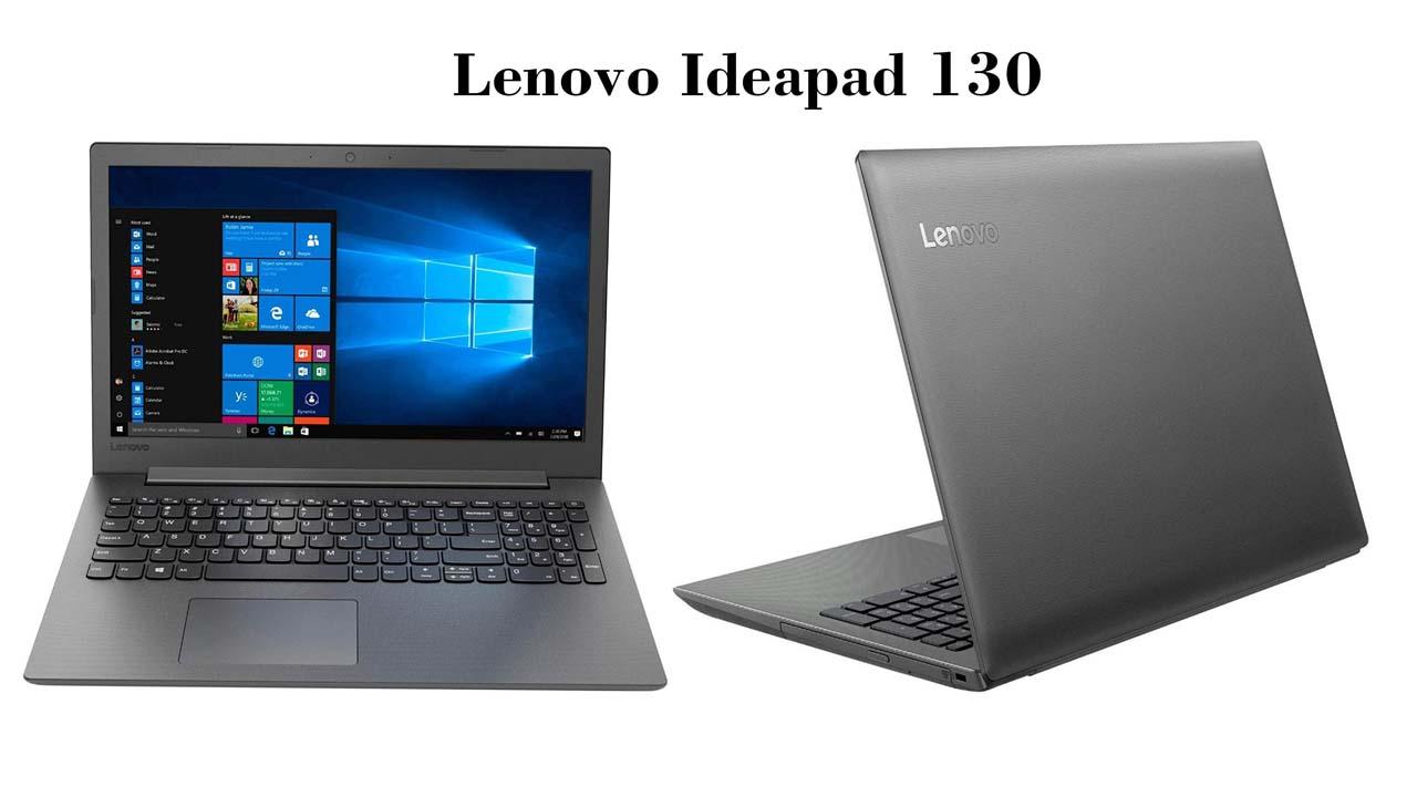 Lenovo Ideapad 130 Rekomendasi Laptop Unggul Untuk Pelajar