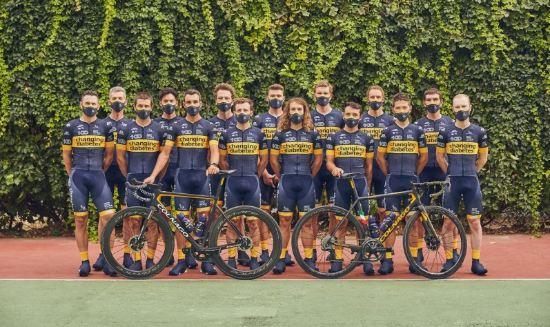 El Team Novo Nordisk confirma 17 ciclistas para 2021