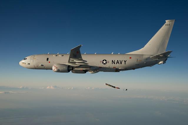 Πυρκαγιές: Οι ΗΠΑ στέλνουν το αεροσκάφος «P8 Poseidon» - Συνδρομή των Ενόπλων Δυνάμεων