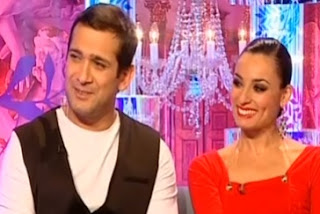 Flavia Cacace on Strictly with Jimi Mistry, now her husband