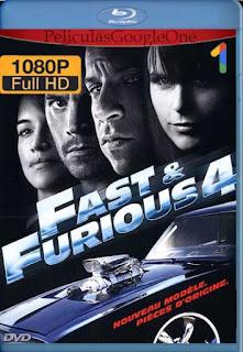 Rapido y Furioso 4 [2009] [1080p BRrip] [Latino-Inglés] [GoogleDrive]