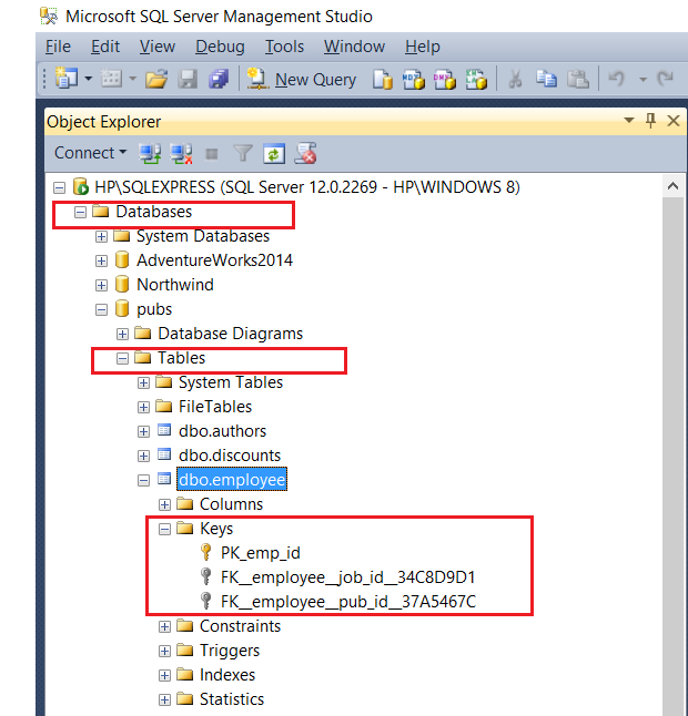 How to add primary key into a new or existing table in sql - Alter table add constraint primary key ...