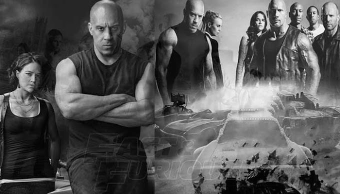 Fast & Furious 9 Full Movie {Hindi-english} Leaked Online By Tamilrockers