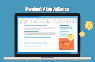 Membuat Akun AdSense