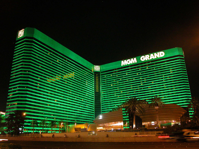 Hotel MGM Grand em Las Vegas