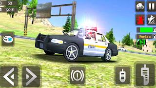 Police Car Stunt Driver Game