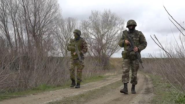 Καθυστερούμενες επί 11 μήνες οι αμοιβές-αποζημιώσεις Στρατιωτικών που επιχειρούν στα σύνορα του Έβρου