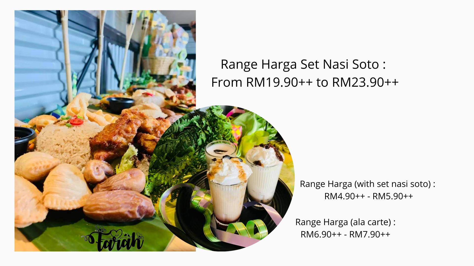 Special Nasi Soto SDS - Ramadhan Raya Promo