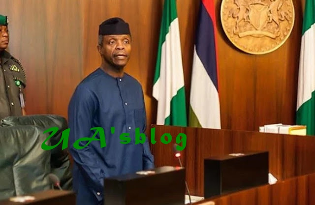 Osinbajo speaks on corruption in presidency, says Jonathan's govt worst ever