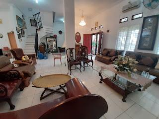 Rumah second cantik mulus dan terawat dalam komplek Taman Asoka Asri di Jl. Flamboyan Simpang Pemda Medan