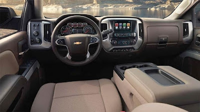 Chevrolet Silverado 2018 Concept, Review, Specs, Price