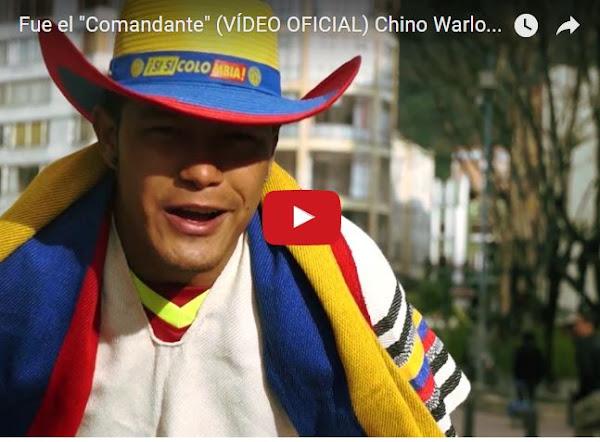 El Chino Warlock le dedica un estupendo Rap al régimen