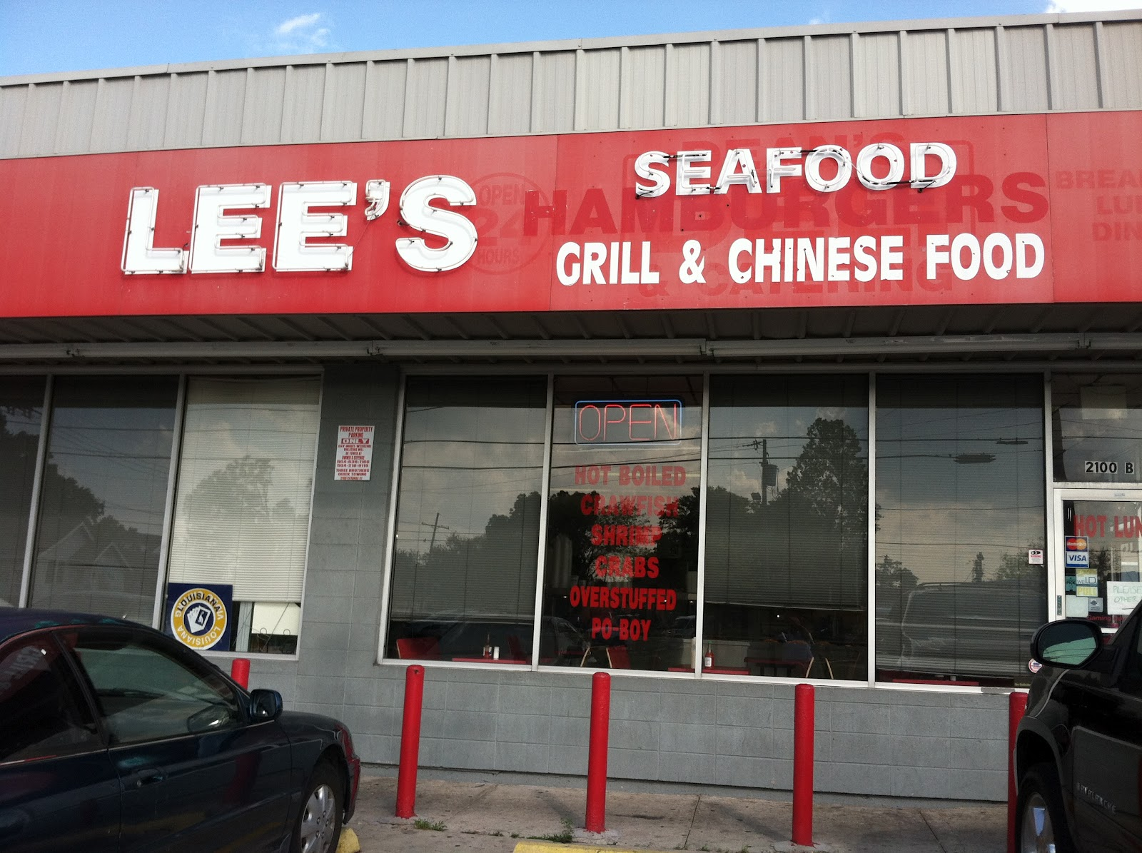 Chinese Food Spots Near Me
