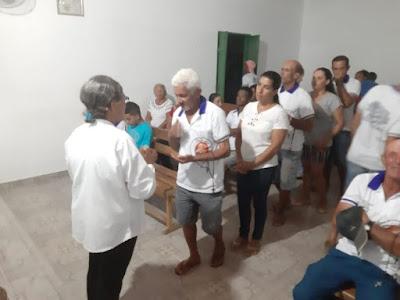 Condeúba: Paróquia de Santo Antônio reúnem ordinariamente para rezar