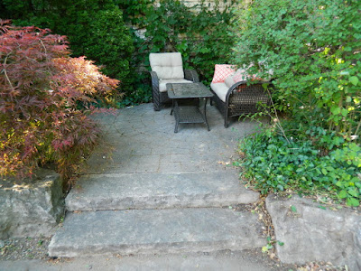Toronto Midtown Summer Backyard Garden Cleanup After by Paul Jung Gardening Services Inc.--a Toronto Gardening Company
