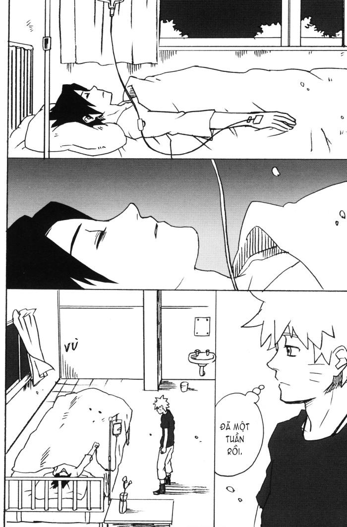 Hình ảnh truyentranh8.com 006 in Naruto Doujinshi - White paper