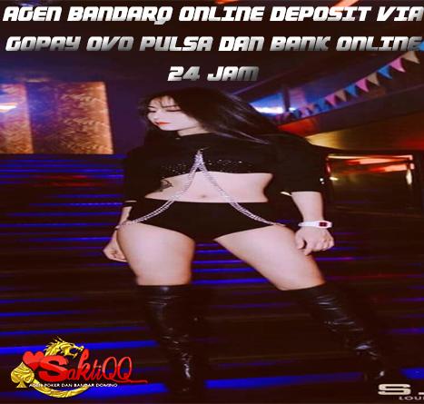 Agen Bandarq Online Deposit Via Gopay Ovo Pulsa Dan Bank 24 Jam Online