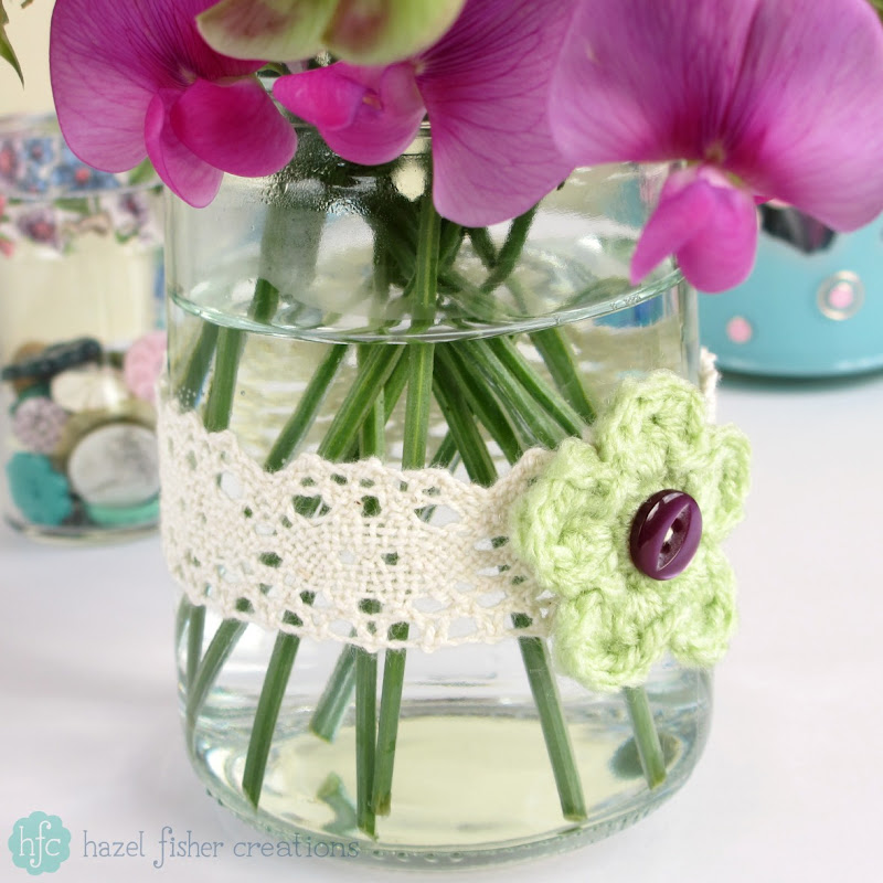 Upcycling Jars DIY ideas-hazelfishercreations