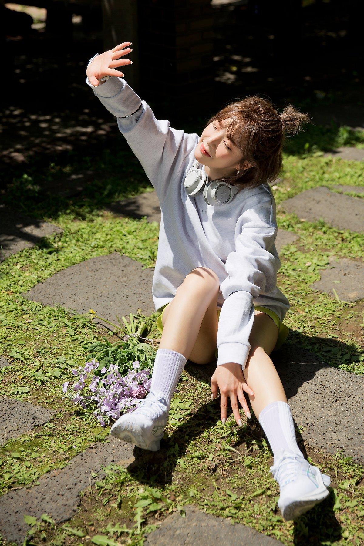 초아 필라테스s 잡지 화보 촬영 비하인드 - issuetalk.net
