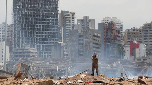 גאנצע לבנון רעגירונג רעזיגנירט
