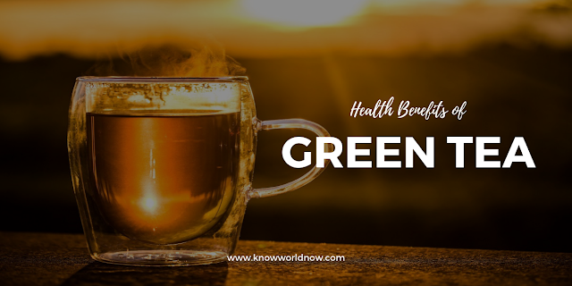 Proven Health Benefits of Drinking Green Tea Daily