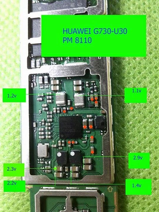 DIAGRAM] Huawei G730 U30 Diagram FULL Version HD Quality U30 Diagram