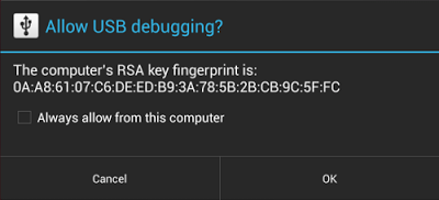 How I managed to use my Android device with a broken touch screen