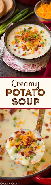 Creamy Potato Soup